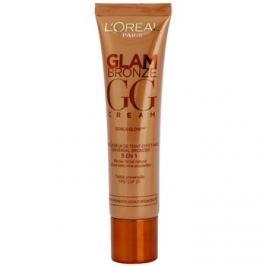 L'Oréal Paris Glam Bronze GG Cream bronzujúci krém na tvár 5 v 1 odtieň Universelle (SPF 25) 30 ml