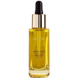 L'Oréal Paris Nutri-Gold pleťový olej z 8 esenciálnych olejov  30 ml