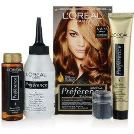 L'Oréal Paris Préférence farba na vlasy odtieň 6.35/A3 Havane