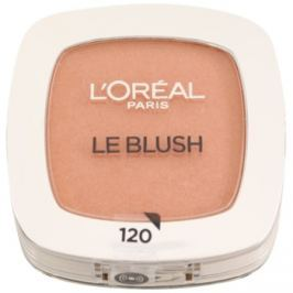 L'Oréal Paris True Match Le Blush lícenka odtieň 120 Sandalwood Rose 5 g