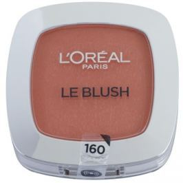 L'Oréal Paris True Match Le Blush lícenka odtieň 160 Peach 5 g