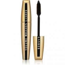 L'Oréal Paris Volume Million Lashes riasenka pre objem odtieň Black  10,5 ml