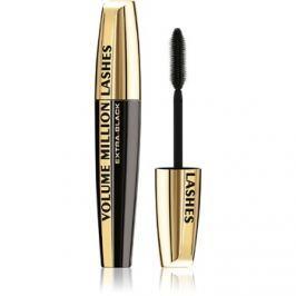 L'Oréal Paris Volume Million Lashes Extra Black riasenka predlžuje a zhusťuje riasy  odtieň Black 9 ml