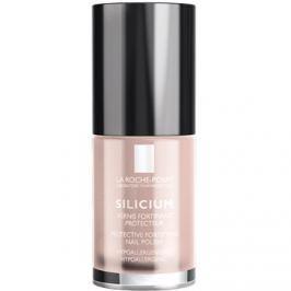 La Roche-Posay Silicium Color Care lak na nechty odtieň 14 Pearly mavue  6 ml