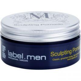 label.m Men tvarujúca pomáda na vlasy  50 ml
