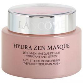 Lancôme Hydra Zen antistresová nočná maska s účinkom pleťového séra  75 ml