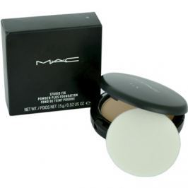 MAC Studio Fix Powder Plus Foundation kompaktný púder a make-up v jednom odtieň NW40  15 g