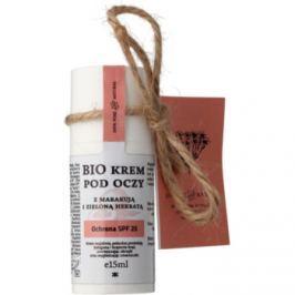 Make Me BIO Face Care krém na očné okolie s výťažkom z mučenky a zeleného čaju SPF 25  15 ml