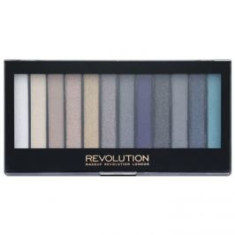Makeup Revolution Essential Day to Night paleta očných tieňov  14 g