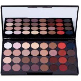 Makeup Revolution Flawless Matte 2 paleta očných tieňov so zrkadielkom  20 g