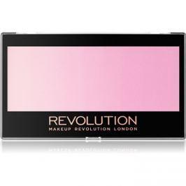Makeup Revolution Gradient lícenka odtieň Peach Mood Lights 12 g