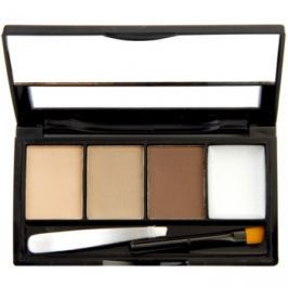 Makeup Revolution I ♥ Makeup Brows Kit sada na obočie odtieň Fairest Of Them All 3 g