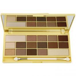 Makeup Revolution I ♥ Makeup Naked Chocolate zázračná paleta očných tieňov  22 g