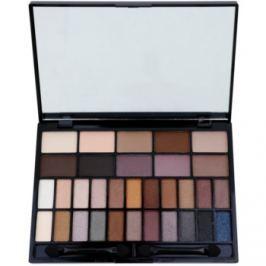 Makeup Revolution I ♥ Makeup You´re Gorgeous paleta očných tieňov  14 g