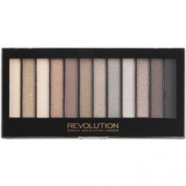 Makeup Revolution Iconic 2 paleta očných tieňov  14 g