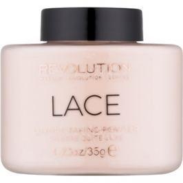 Makeup Revolution Lace minerálny púder odtieň Lace 35 g