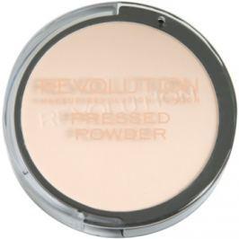 Makeup Revolution Pressed Powder kompaktný púder odtieň Porcelain 7,5 g