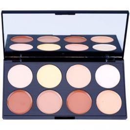 Makeup Revolution Ultra Cream Contour paleta na kontúry tváre  13 g