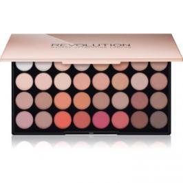 Makeup Revolution Ultra Flawless 3 paleta očných tieňov odtieň Resurrection 20 g