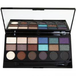 Makeup Revolution Welcome To The Pleasuredome paleta očných tieňov  13 g