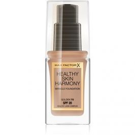 Max Factor Healthy Skin Harmony tekutý make-up SPF 20 odtieň 75 Golden 30 ml