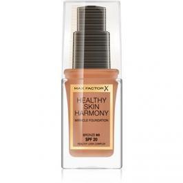 Max Factor Healthy Skin Harmony tekutý make-up SPF 20 odtieň 80 Bronze 30 ml