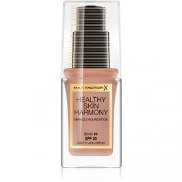 Max Factor Healthy Skin Harmony tekutý make-up SPF 20 odtieň 55 Beige 30 ml