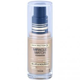 Max Factor Miracle Match tekutý make-up s hydratačným účinkom odtieň 60 Sand 30 ml