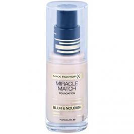 Max Factor Miracle Match tekutý make-up s hydratačným účinkom odtieň 30 Porcelain 30 ml