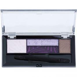 Max Factor Smokey Eye Drama Kit paleta očných tieňov a tieňov na obočie s aplikátorom odtieň 04 Luxe Lilacs 1,8 g