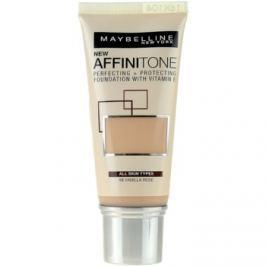 Maybelline Affinitone hydratačný make-up odtieň 16 Vanilla Rose 30 ml