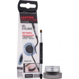Maybelline Eyeliner Lasting Drama™ gélové očné linky odtieň 01 Intense Black 2,8 g