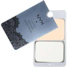 NYX Professional Makeup Black Label kompaktný púder odtieň 11 True Beige 13 g