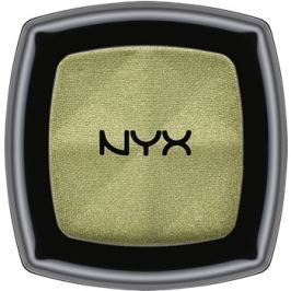 NYX Professional Makeup Eyeshadow očné tiene odtieň 31 Lime Green 2,7 g