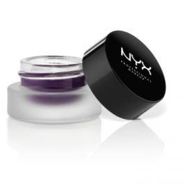 NYX Professional Makeup Gel Liner & Smudger vodeodolné očné linky odtieň 06 Annie (Deep Purple) 2,64 g