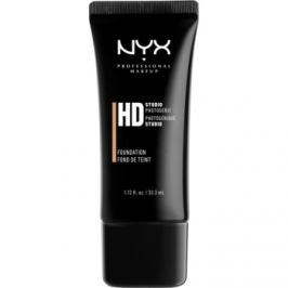 NYX Professional Makeup HD Studio tekutý make-up odtieň 104.3 True Beige 33,3 ml