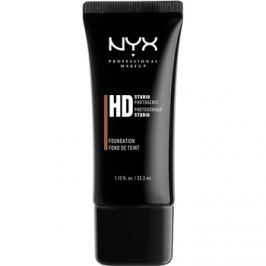 NYX Professional Makeup HD Studio tekutý make-up odtieň 111 Cappuccino 33,3 ml