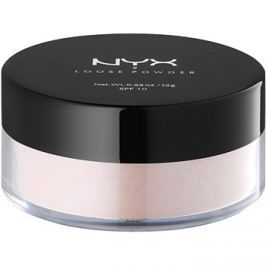 NYX Professional Makeup Loose púder SPF 10 odtieň 04 Sexy Shimmer 15 g