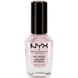 NYX Professional Makeup Nail Lacquer lak na nechty odtieň 21 Frosted 12 ml