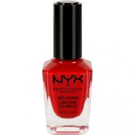 NYX Professional Makeup Nail Lacquer lak na nechty odtieň 30 Pin Up Tease 12 ml
