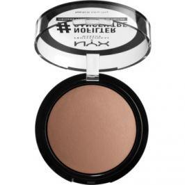 NYX Professional Makeup Nofilter púder odtieň 15 Cocoa 9,6 g