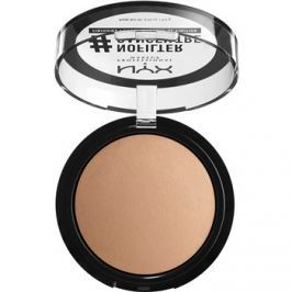 NYX Professional Makeup Nofilter púder odtieň 12 Sand 9,6 g