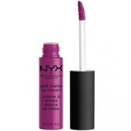 NYX Professional Makeup Soft Matte matný tekutý rúž odtieň 30 Seoul 8 ml