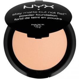 NYX Professional Makeup Stay Matte But Not Flat púdrový make-up odtieň 13 Cinnamon Spice 7,5 g