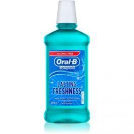 Oral B Complete ústna voda proti zubnému povlaku a pre zdravé ďasná príchuť Fresh Mint  500 ml