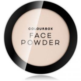 Oriflame Colourbox púder odtieň Light Beige 6 g