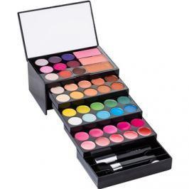 Parisax Make-Up Palette paleta dekoratívnej kozmetiky malá  27,4 g