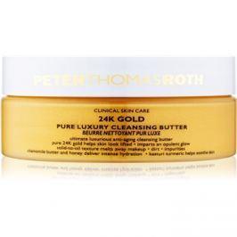 Peter Thomas Roth 24K Gold luxusné čistiace maslo proti príznakom starnutia  150 ml