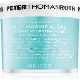 Peter Thomas Roth Blue Marine Algae intenzívna hydratačná pleťová maska  150 ml