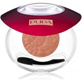 Pupa Collection Privée očné tiene odtieň 001 Luxury Copper 2 g